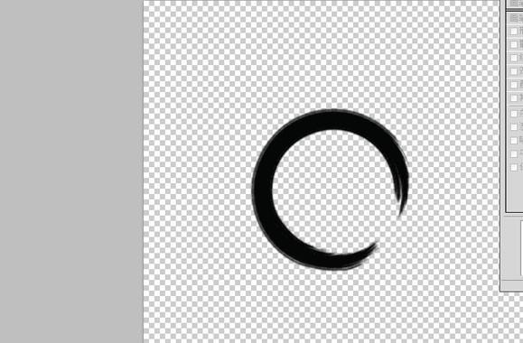 【教程】水墨圈制作方法_ps吧_百度贴吧图片