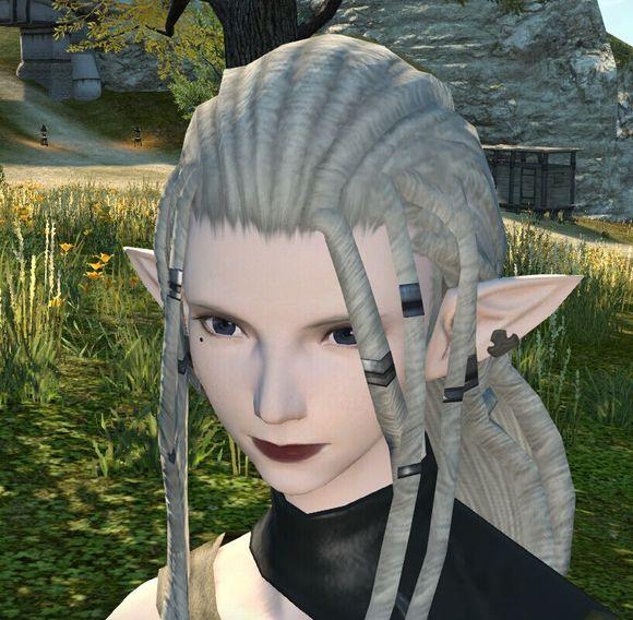 ff14精灵女身高-ff14精灵女捏脸数据-ff14精灵女发型