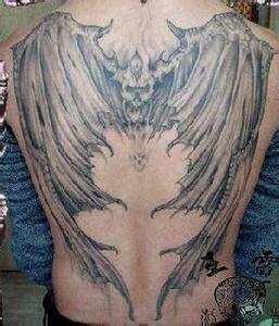 天使之翼(恶魔的化身)图片
