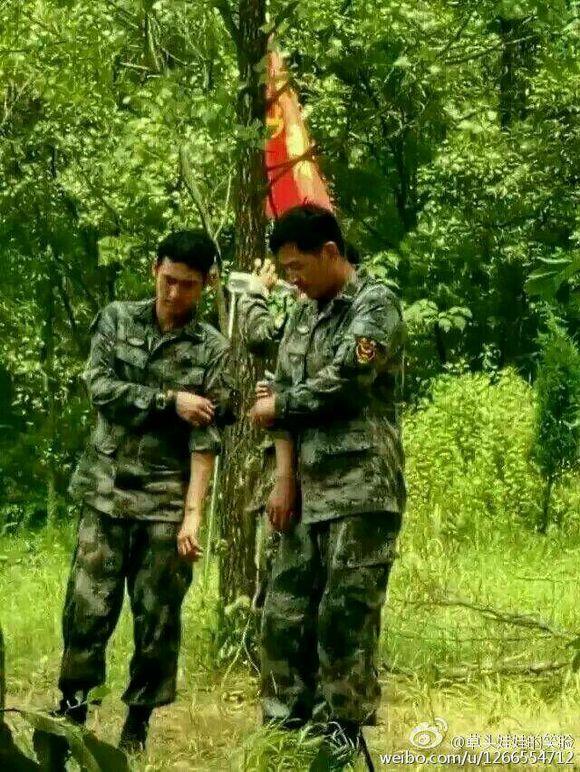 回复:【真正男子汉】杨根思部队的教官班长们在信阳