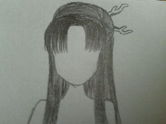 古代发型图片