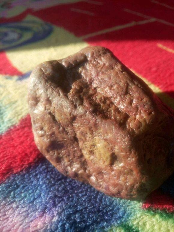 【图片】橄榄石陨石【异形陨石吧】_百度贴吧