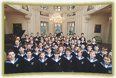 谁有维也纳合唱团孩子们的照片