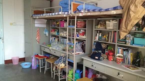 客观:青大的宿舍是全国一本中最烂的宿舍吗?_青岛大学图片