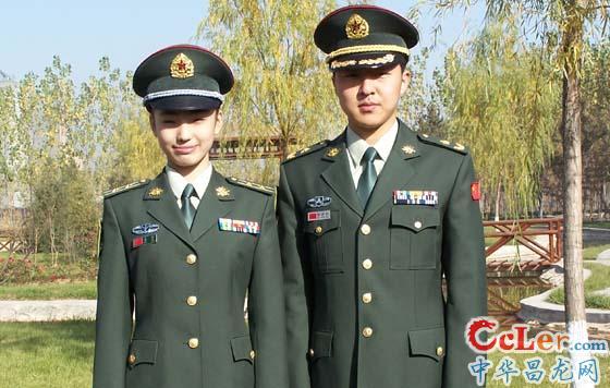 中国人民解放军历次军装军服大全