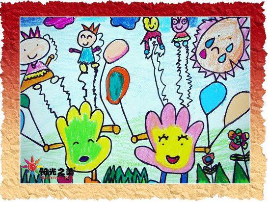 童画怎么画_秋梦童画-孩子们喜欢的科幻画