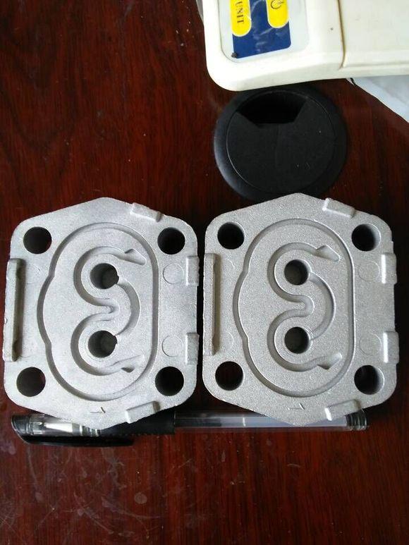 淮安液压泵铝合金端盖图片