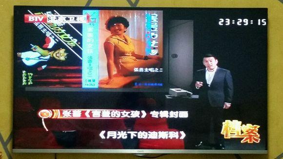 北京卫视《档案》——张蔷图片
