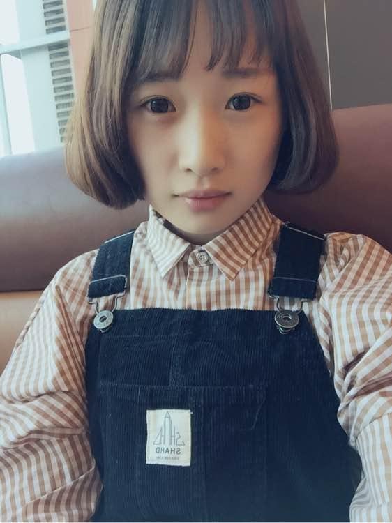 【齐耳】喜齐耳短发齐眉刘海妹子图片
