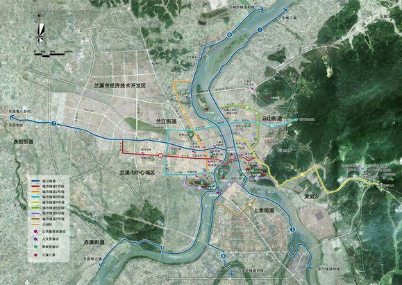 固始县中心城区总体城市设计及桃花坞片区棚户区-兰溪桃花坞规划