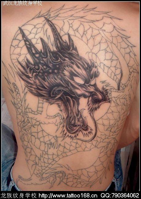 象征一家人的纹身图案分享展示图片