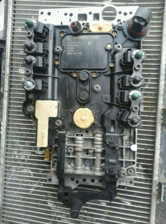 奔驰722.9变速箱阀体分享展示图片