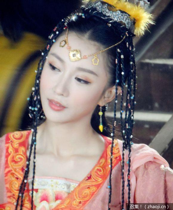 隋唐英雄 屠炉公主