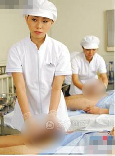 美女护士献身取精 捐精者获三千元!碉堡了!