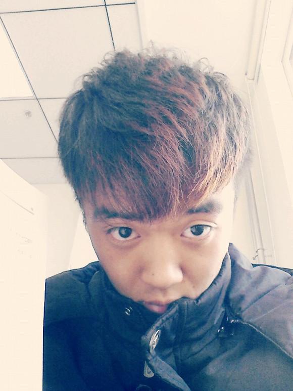 我想换个比较帅气的发型图片