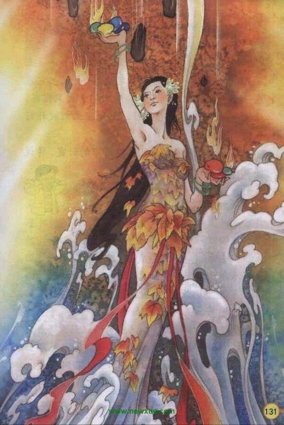 中国道教的神仙宗谱图片