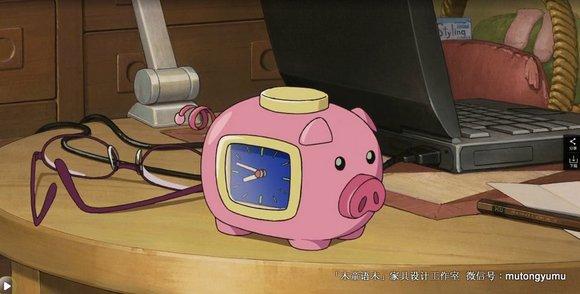 宫崎骏监制动画《猫的报恩》中家居场景是否合理?