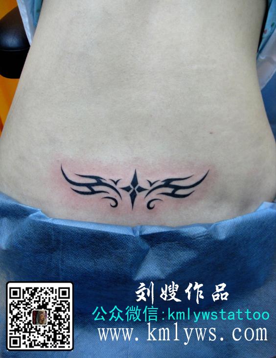 藏文纹身手手指分享展示图片