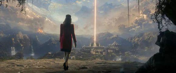 黑色科幻影片《钢铁苍穹2:即临种族》