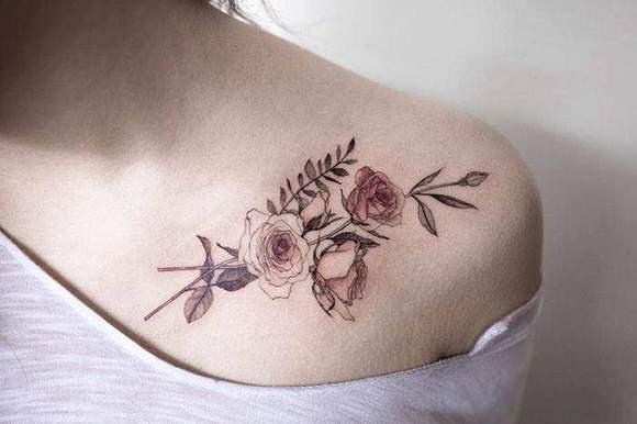 【图片】女生大腿纹身真的很美【祛疤痕吧】_百度贴吧图片