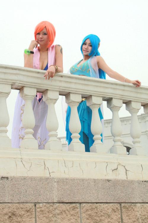 2010年07月16日 41海贼王cosplay海贼王co 高清图片