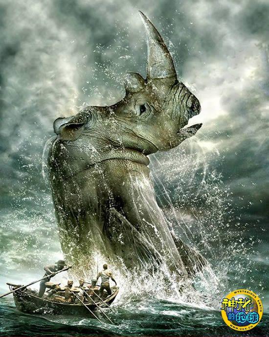 回复:各种深海怪物,你能撑到第几张?