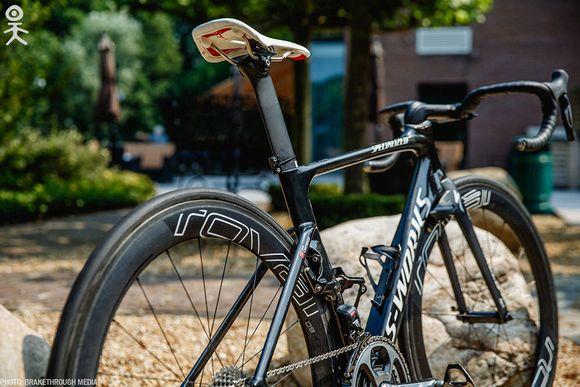 pro bike 盘爷环法骑的新闪电 s-works venge vias
