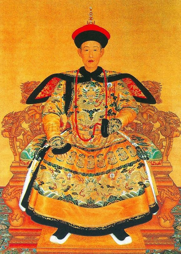 【清宫小知识】清朝历代皇帝后妃服饰百科图片