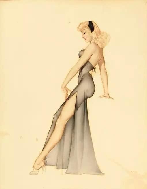 法国裸体时装秀