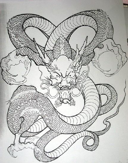 鲤鱼纹身图案大全图片图片