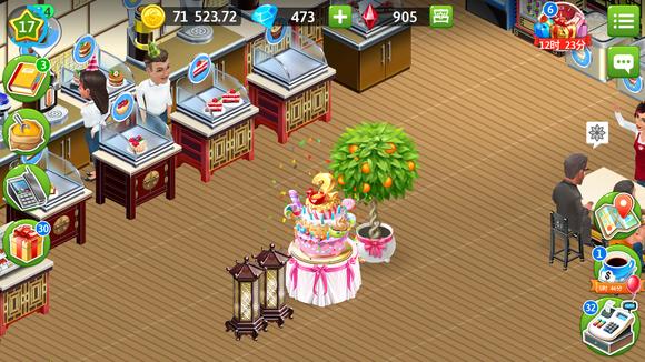 我的咖啡厅吧-百度贴吧--my cafe——我的游戏厅游戏