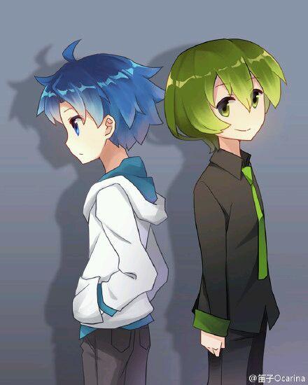 小绿和小蓝吧百度贴吧这里是绿蓝粉永远的伯伦希尔