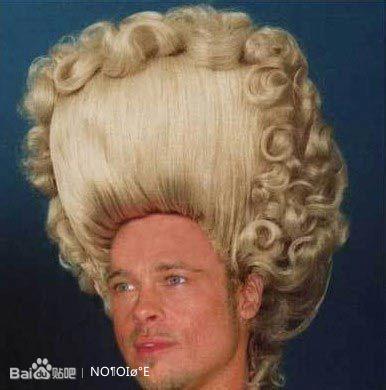 【搞笑发型】搞笑发型图片_另类发型图片_热血高校发型