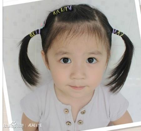 > 儿童发型 >> 男宝宝可爱发型图片