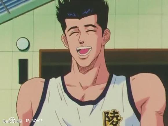 回复:【钟爱akira】灌篮高手仙道彰经典截图图片