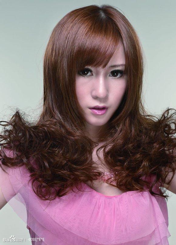 菲灵大赛发型图片展示图片