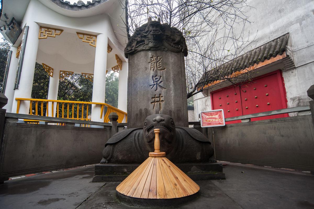 泸州老窖酒窖图片