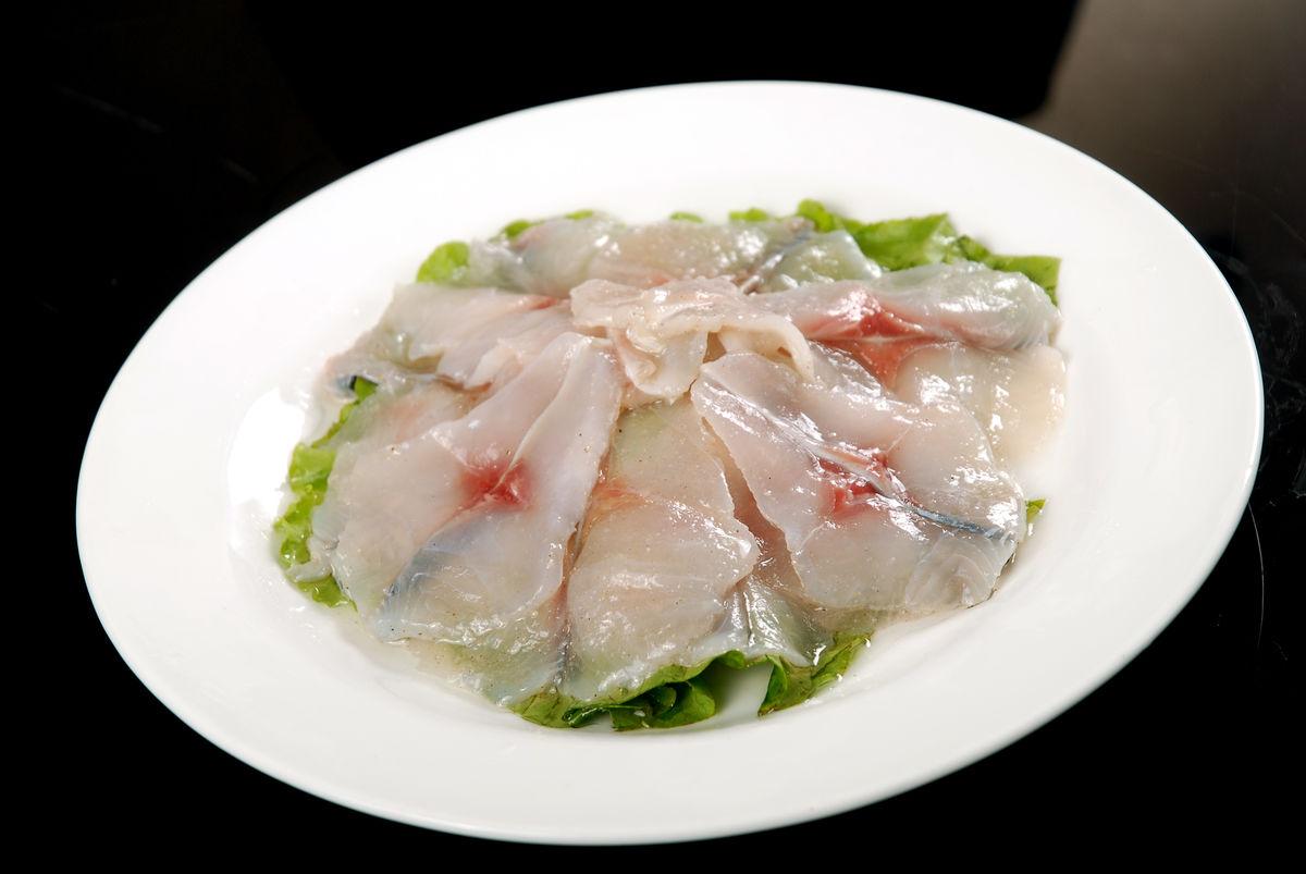 中国菜,火锅,火锅配菜,生鱼片,鱼片,火锅鱼片图片