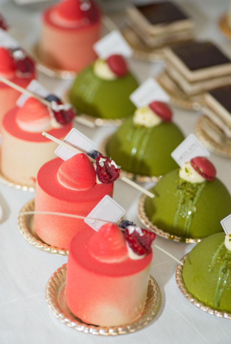 法式甜品蛋糕图片