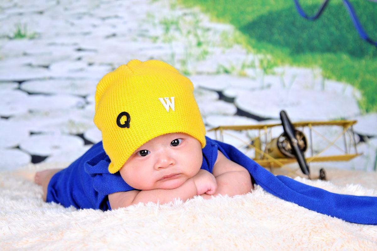 摄影,婴儿,幸福,快乐,百天照,婴儿摄影,宝贝,婴儿和儿童图片