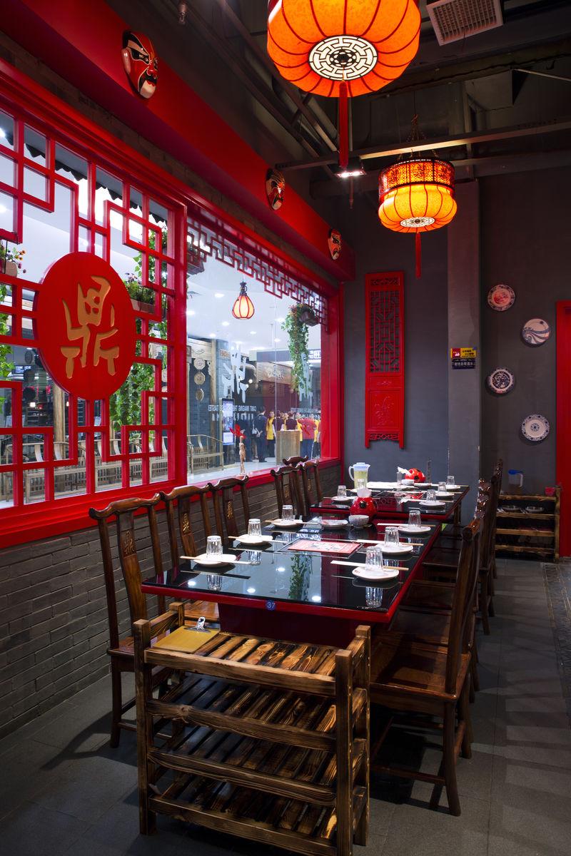 装饰设计,室内设计,室内装饰,公装设计,室内环境,餐厅环境,中式风格图片