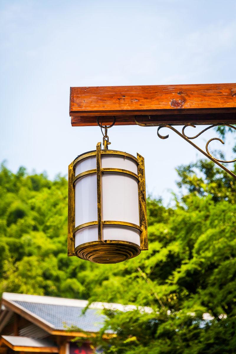 中式景观灯图片
