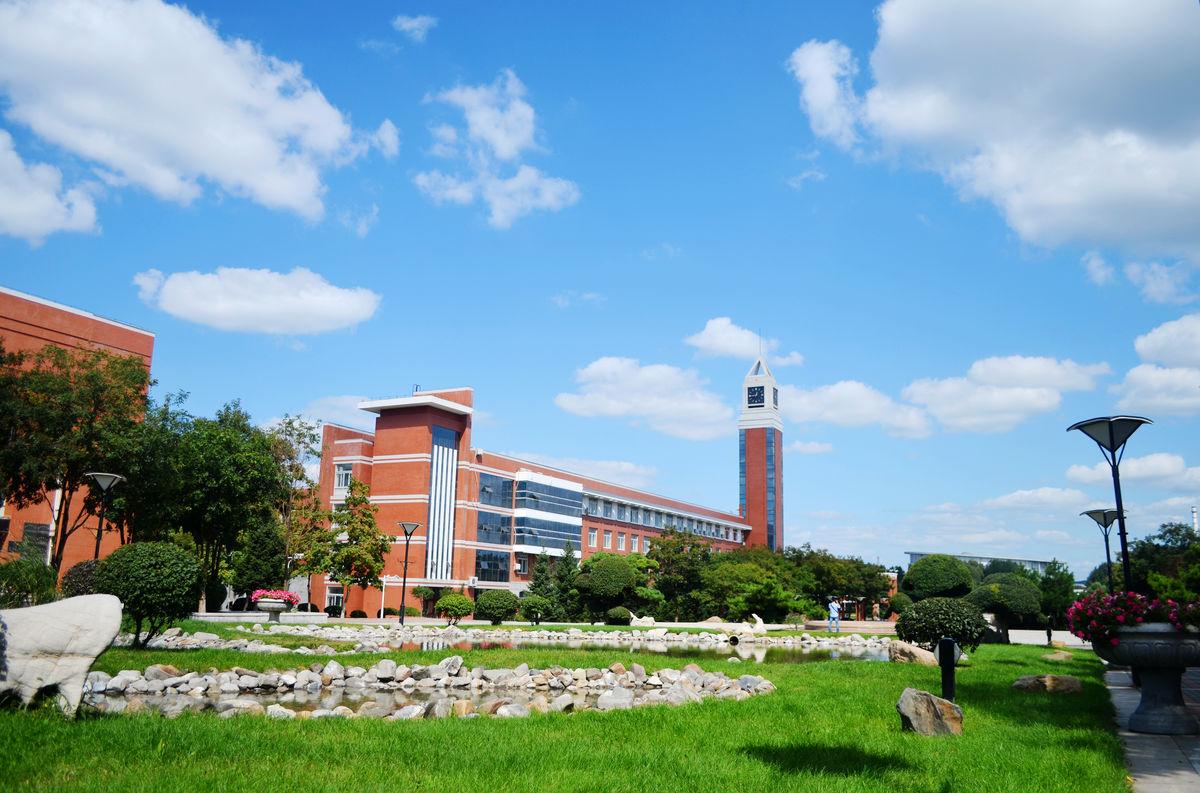 东北师范大学校园图片