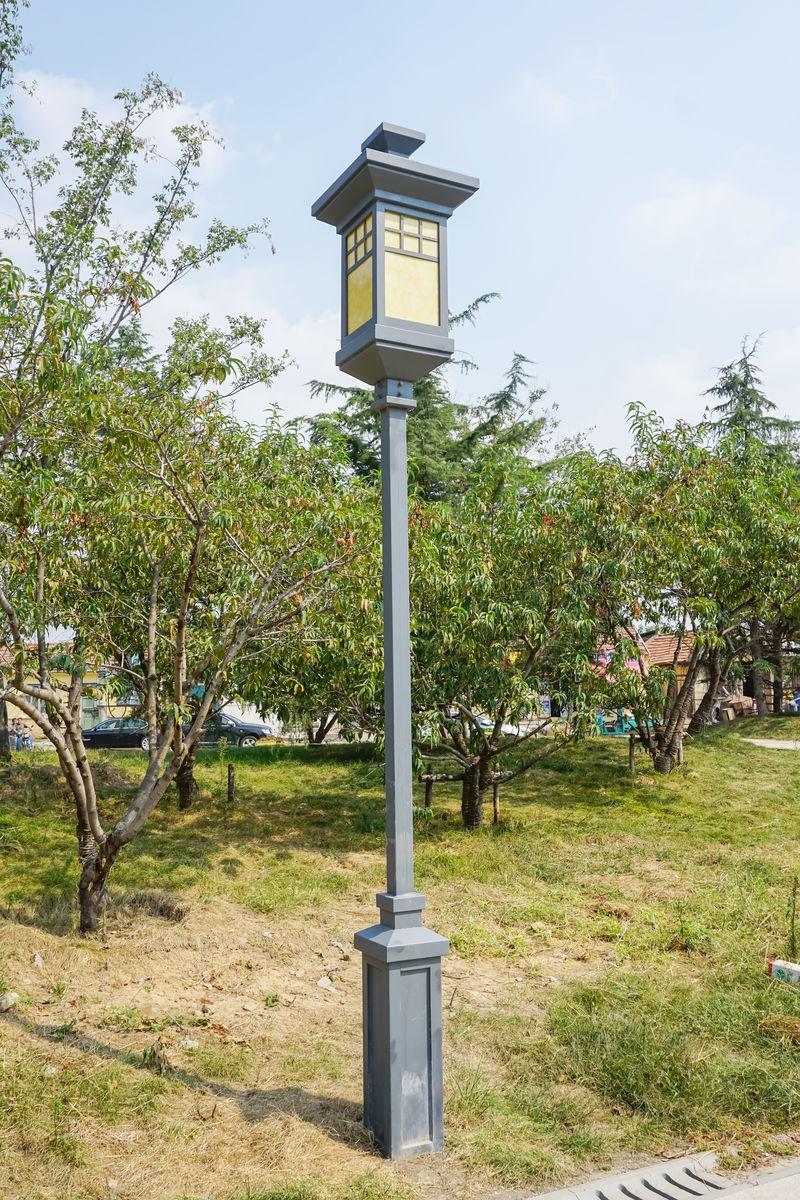 园林灯,路灯,园林,古典,景观灯,照明灯,庭院灯,中式路灯,景观照明图片