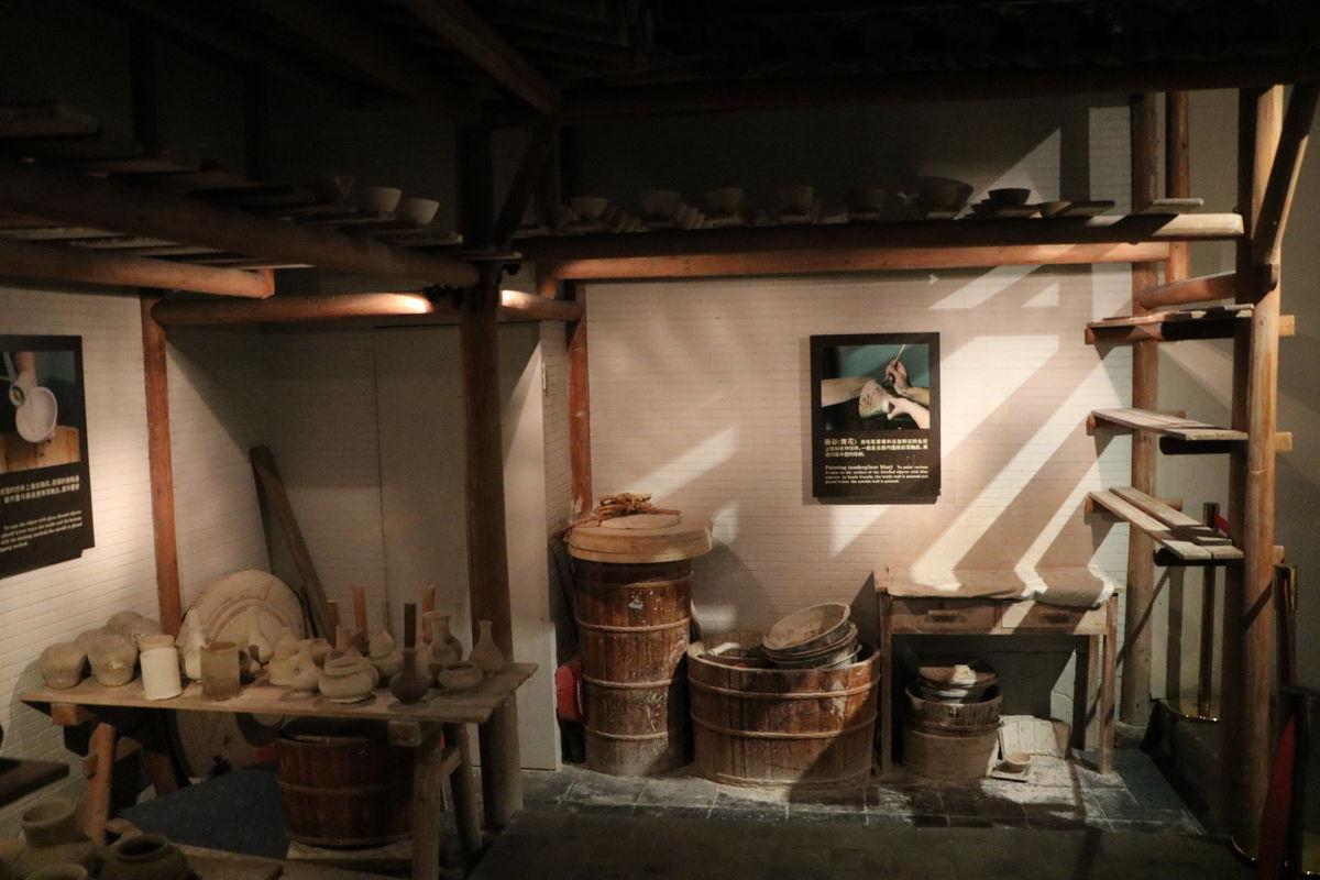 陶瓷工坊图片