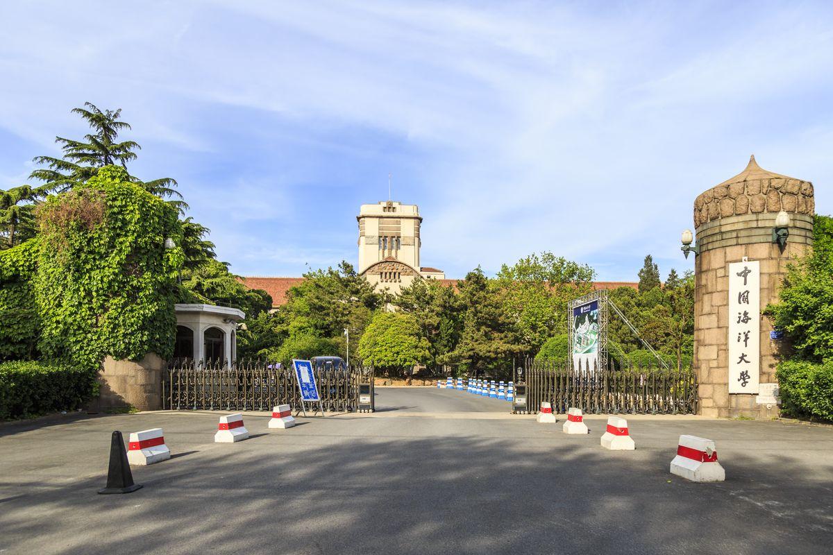 名校,建筑,老建筑,海洋大学,校园风光,青岛海洋大学,中国海洋大学图片