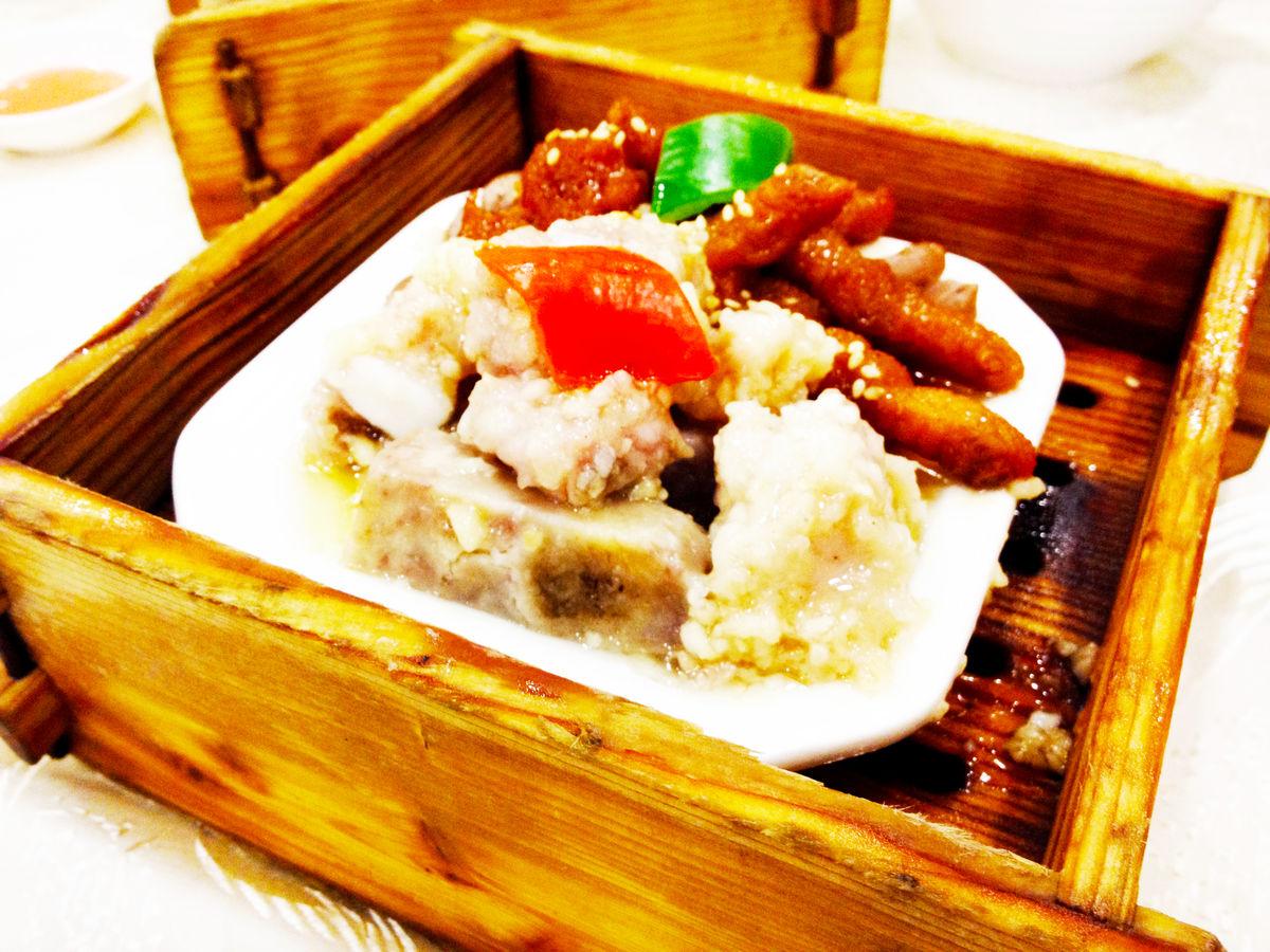 香港美食100强_香港美食鸡爪
