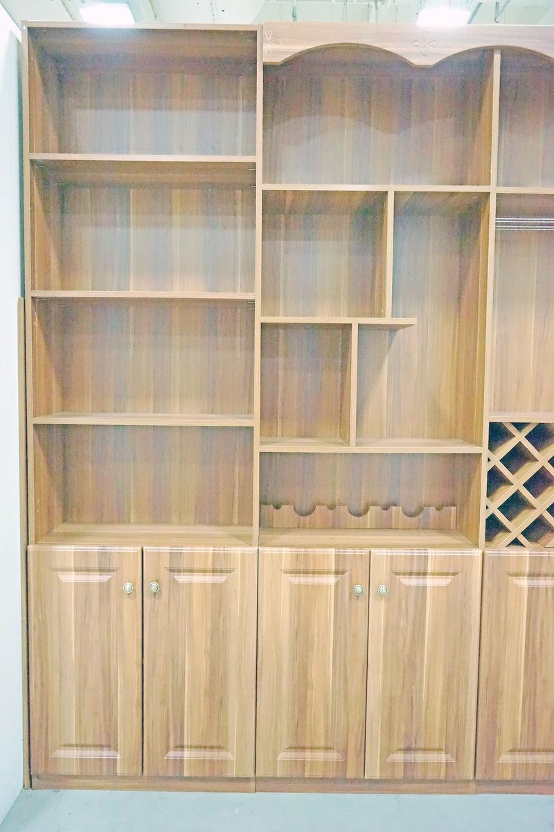 木橱柜,酒柜,搁物柜,置物柜,柜子,储物柜,生态板,实木板,木工板图片