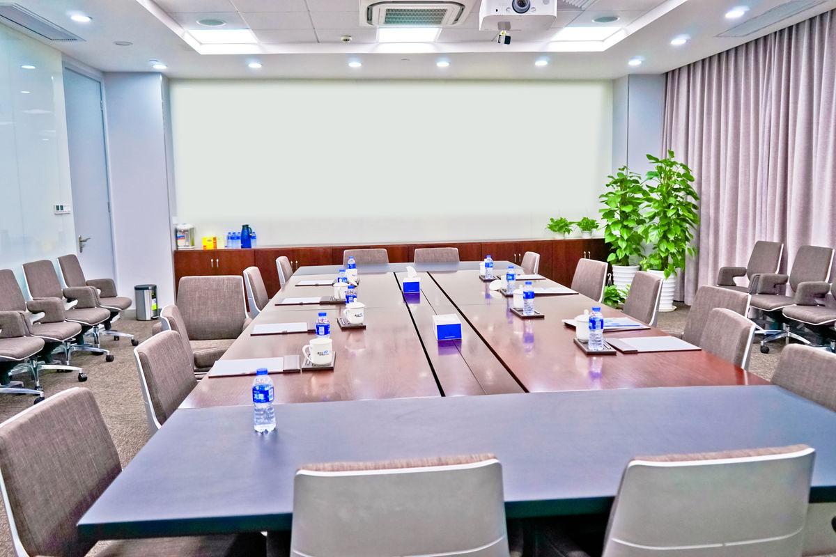 小型会议室,小型会议室装饰,会议室装修装潢,酒店会议室,现代装饰图片