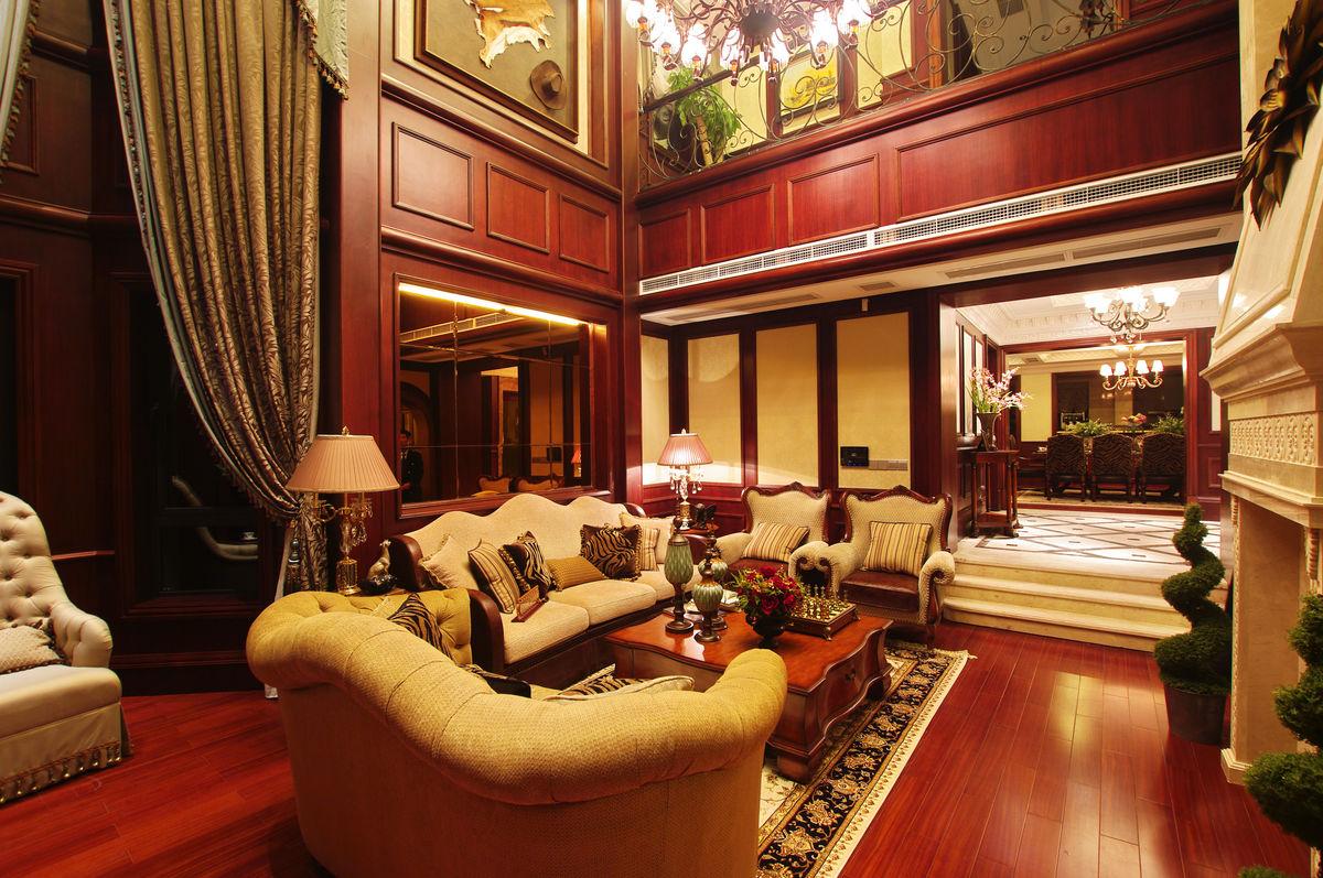软装,豪华装修,装修素材,精装修,欧式壁炉,室内设计,大厅图片